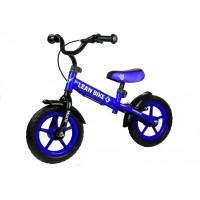 Inlea4Fun MARIO Lean Bike Detské cykloodrážadlo - tmavomodré