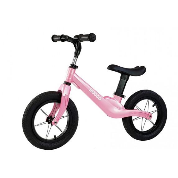 Detské cykloodrážadlo Inlea4Fun ROCCO - ružové