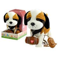 Inlea4Fun interaktívny plyšový psík Benny