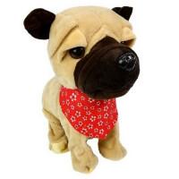 Inlea4Fun interaktívny plyšový psík Bobi