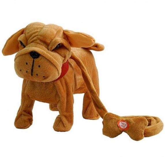 Inlea4Fun interaktívny plyšový psík Tores