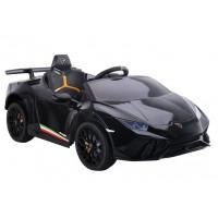 Elektrické autíčko LAMBORGHINI Huracan Inlea4Fun - čierne