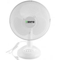VENTO Stolný ventilátor 30 cm 40 W - biely