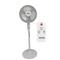 VENTO Domáci stojací ventilátor 40 cm 40 W - biely
