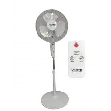 VENTO Domáci stojací ventilátor 40 cm 40 W - biely Preview