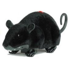 Inlea4Fun RC Myš na diaľkové ovládanie - čierna Preview