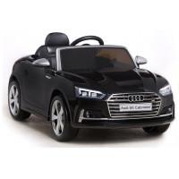 AUDI S5 elektrické autíčko čierne - lakované prevedenie 2019