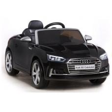 AUDI S5 elektrické autíčko čierne - lakované prevedenie 2019 Preview