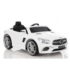 Elektrické autíčko MERCEDES SL400 biele 2019 Preview