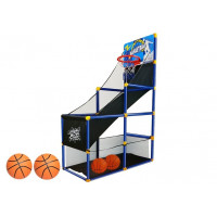 Inlea4Fun HX SPORTS Basketbalová súprava so stojanom 142 cm