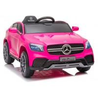 Elektrické autíčko Mercedes GLC Coupe BBH-013 - ružové