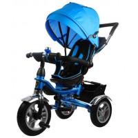 Trojkolka PRO600 Inlea4Fun - modrá