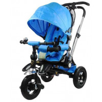 Trojkolka PRO700 Inlea4Fun - modrá