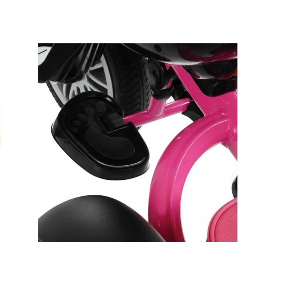 Inlea4Fun Trojkolka PRO800 - ružová