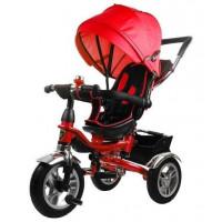 Trojkolka PRO600 Inlea4Fun - červená