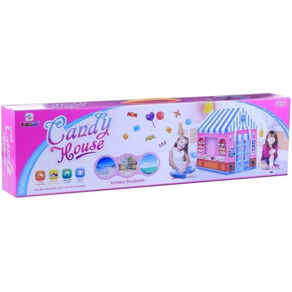 Inlea4Fun Detský stan Rozkladacia cukráreň