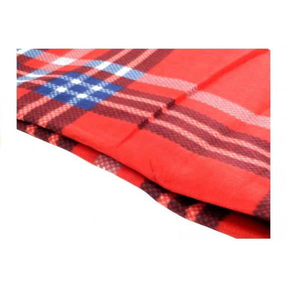 InGarden Pikniková deka 150x250 cm - červená 2809