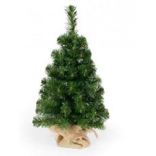 Vianočný stromček v jute 60 cm Inlea4Fun JUTA  Preview