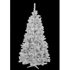 Inlea4Fun biely vianočný stromček ELIZA - 150 cm Preview