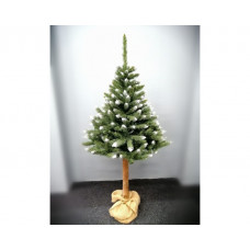 Inlea4Fun Zasnežený vianočný stromček KONRAD  180 cm s kmeňom Preview