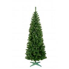 Inlea4Fun vianočný stromček Jedľa SUPER LUX 220 cm