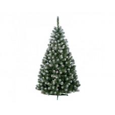 Inlea4Fun Vianočný stromček s bielymi končekmi BEATA - 150 cm Preview