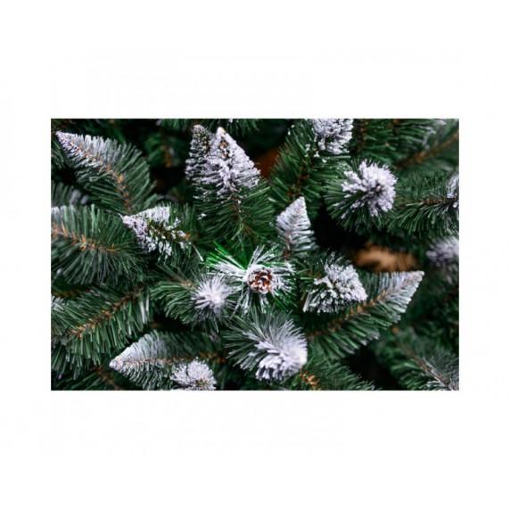 Inlea4Fun VERONA Vianočný stromček Borovica zelená 150 cm