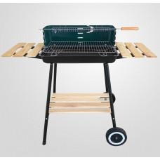 Záhradný gril na drevené uhlie MIR244  Preview