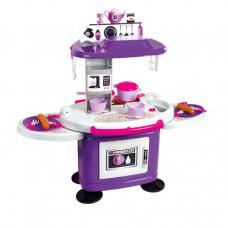 MOCHTOYS Detská kuchynka s 26 doplnkami 11051- fialová Preview