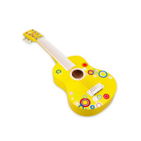 Drevená gitara Lelin - bubble