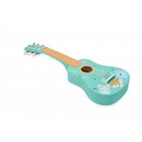 Drevená gitara Zvieratká Adam Toys