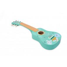 Drevená gitara Zvieratká Adam Toys Preview