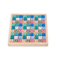Drevené farebné Sudoku ADAM TOYS