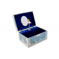 Hracia šperkovnica s balerínou Magni