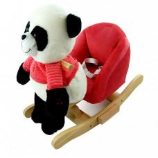 Hojdacia hračka Panda Nefere - červená Preview
