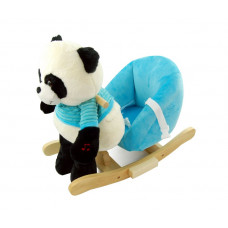 Hojdacia hračka Panda Nefere - modrá Preview