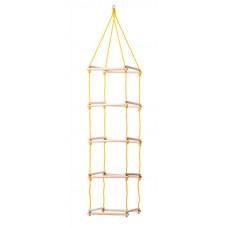 Drevený lanový rebrík pre deti Woody Preview