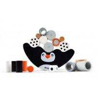 Drevená balančná hra Tučniak MAGNI Balancing Game Penguin