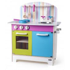 Detská drevená kuchynka Woodyland JULIA Preview