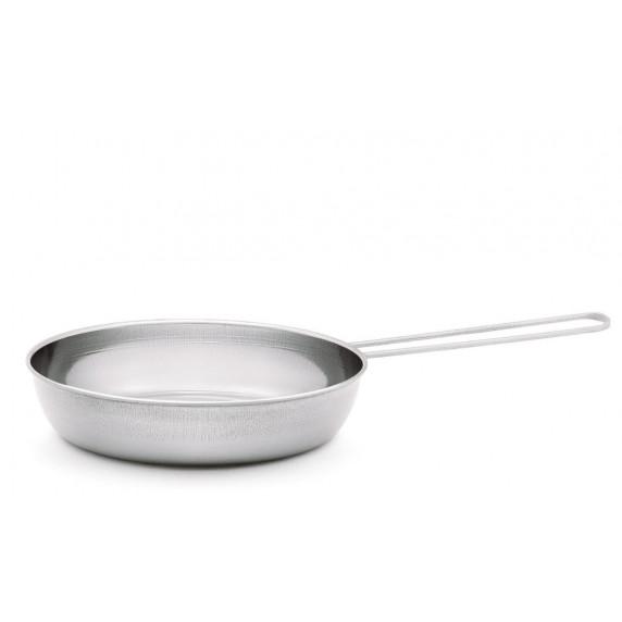 Detský riad kovový WOODYLAND Cookware play set
