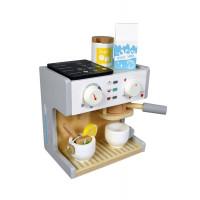 Detský drevený kávovar Lelin