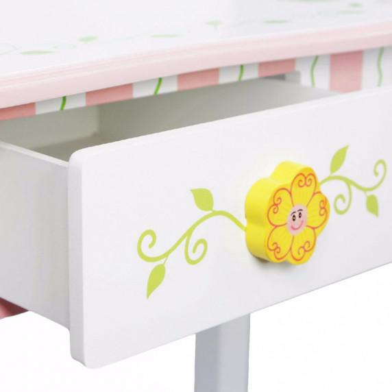 Detský toaletný stolík FANTASY FIELDS Princess & Frog