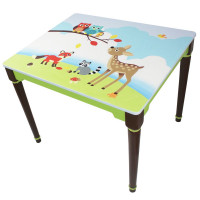 Detský stôl FANTASY FIELDS Enchanted Woodland