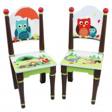 Detská stolička FANTASY FIELDS Enchanted Woodland - set 2 ks Preview