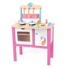 Detská drevená kuchynka Woodyland KITCHEN UNICORN Preview