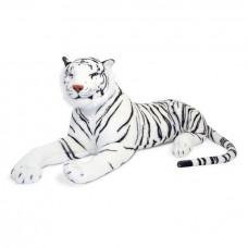 Plyšový tiger biely ležiaci 100 cm Melissa & Doug WHITE TIGER GIANT STUFFED ANIMAL Preview