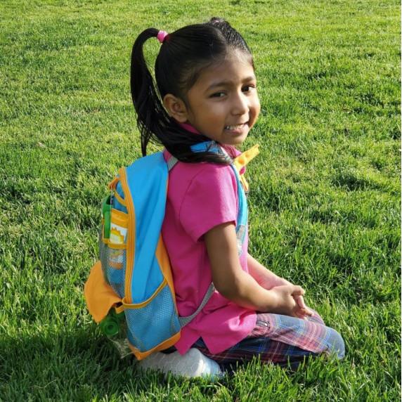 Detský turistický ruksak s príslušenstvom Melissa & Doug Hiking Play Set