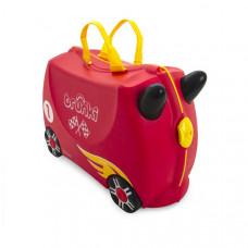 TRUNKI cestovný kufrík a odrážadlo Pretekárske auto Preview