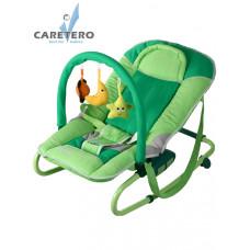 Detské lehátko CARETERO Astral green Preview