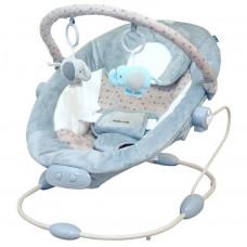 Detské lehátko Baby Mix light grey Preview